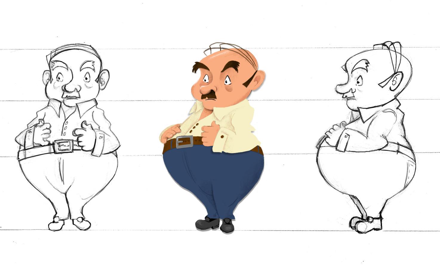 character_design_turnaround_colo