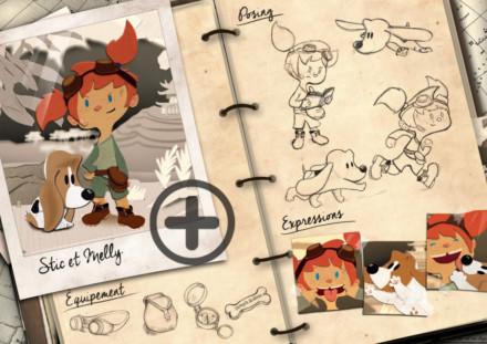 Diplôme 2015 – Character design